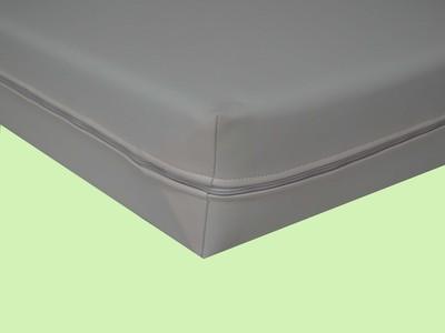 4 Funda Colchón PVC con Cremallera