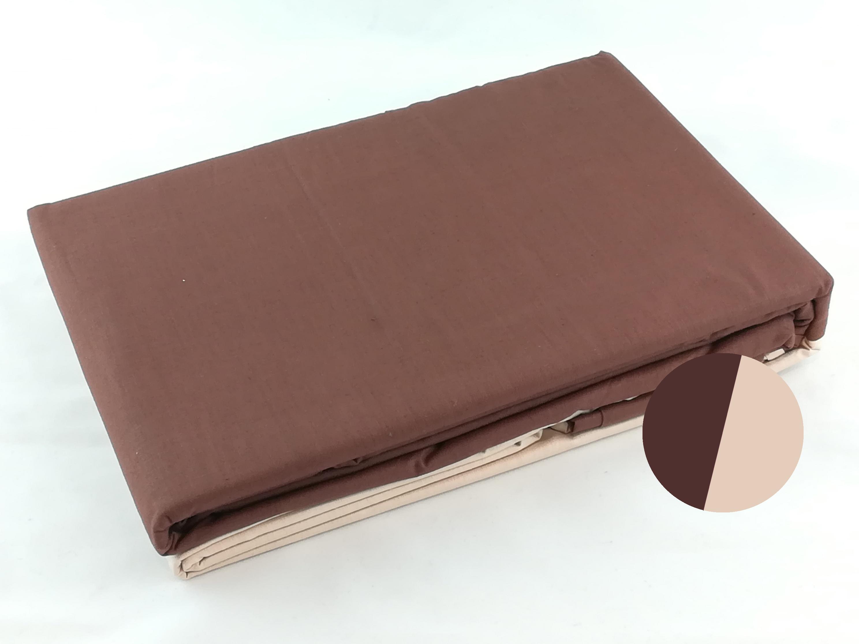 Funda Nórdica Chocolate-Beige