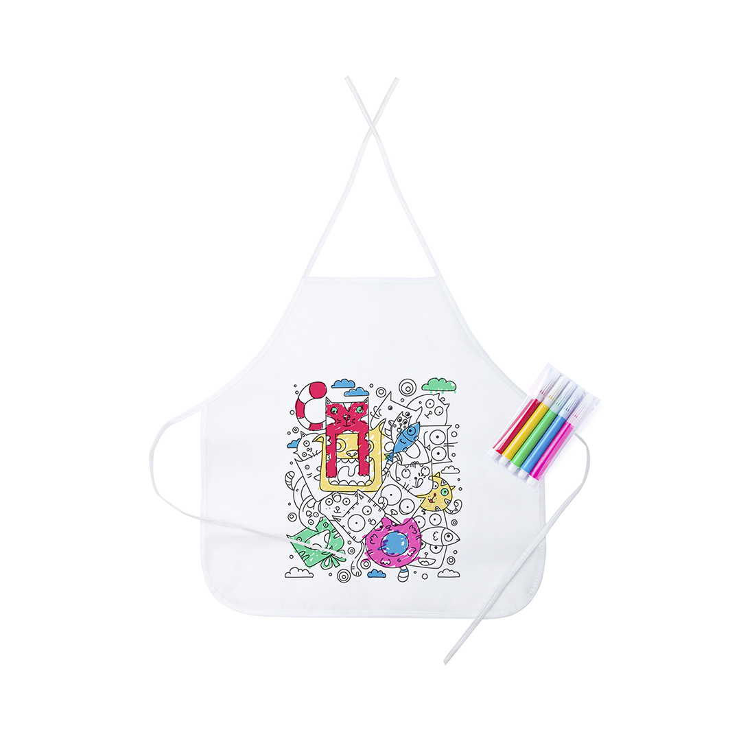 Delantal Tizy + Colores