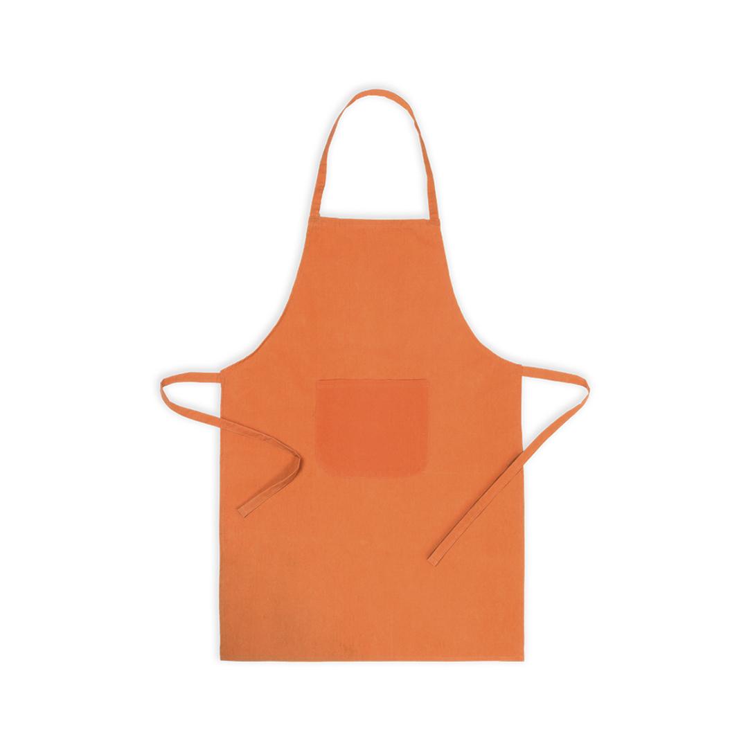Delantal Xigor Naranja