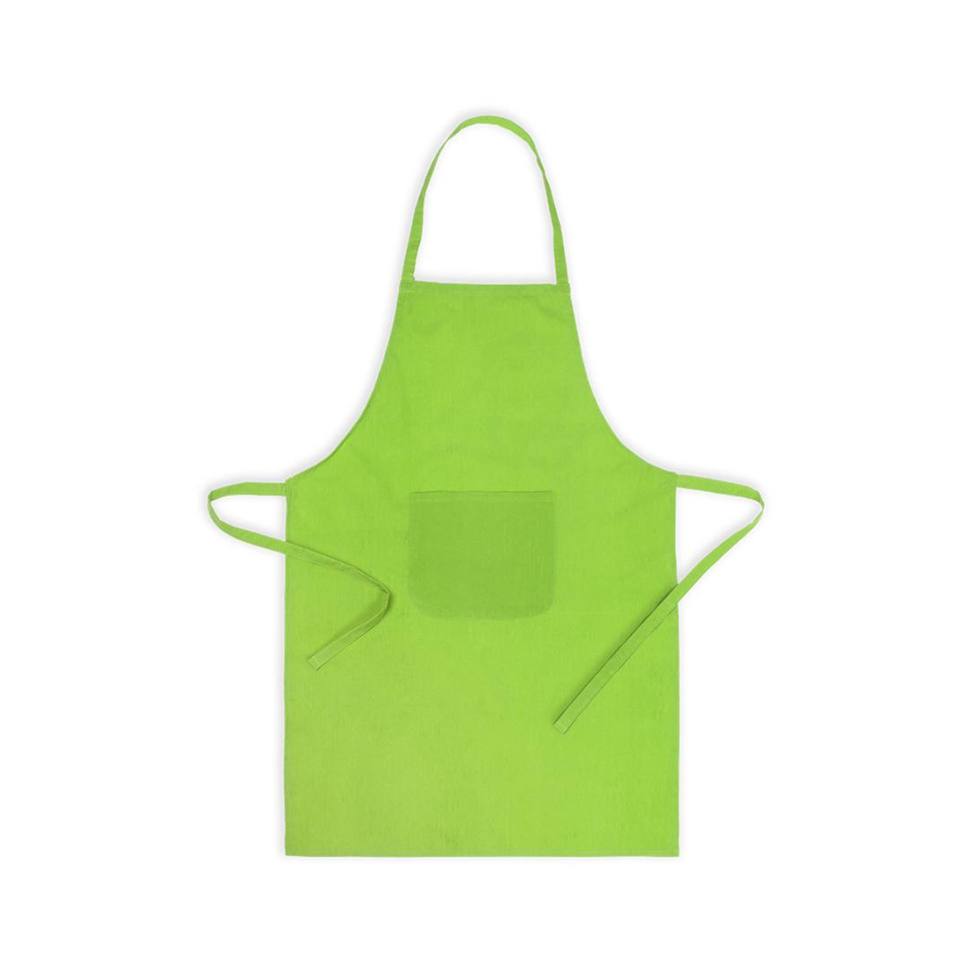 Delantal Xigor Verde