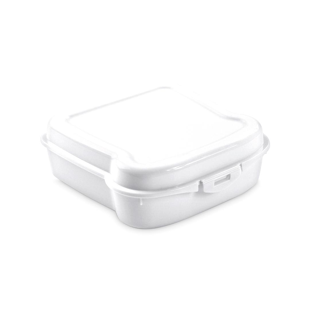Fiambrera Sandwich Noix Blanco