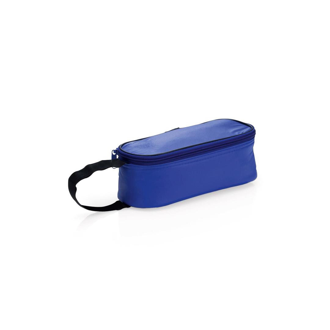Portabocadillos Rufus Azul