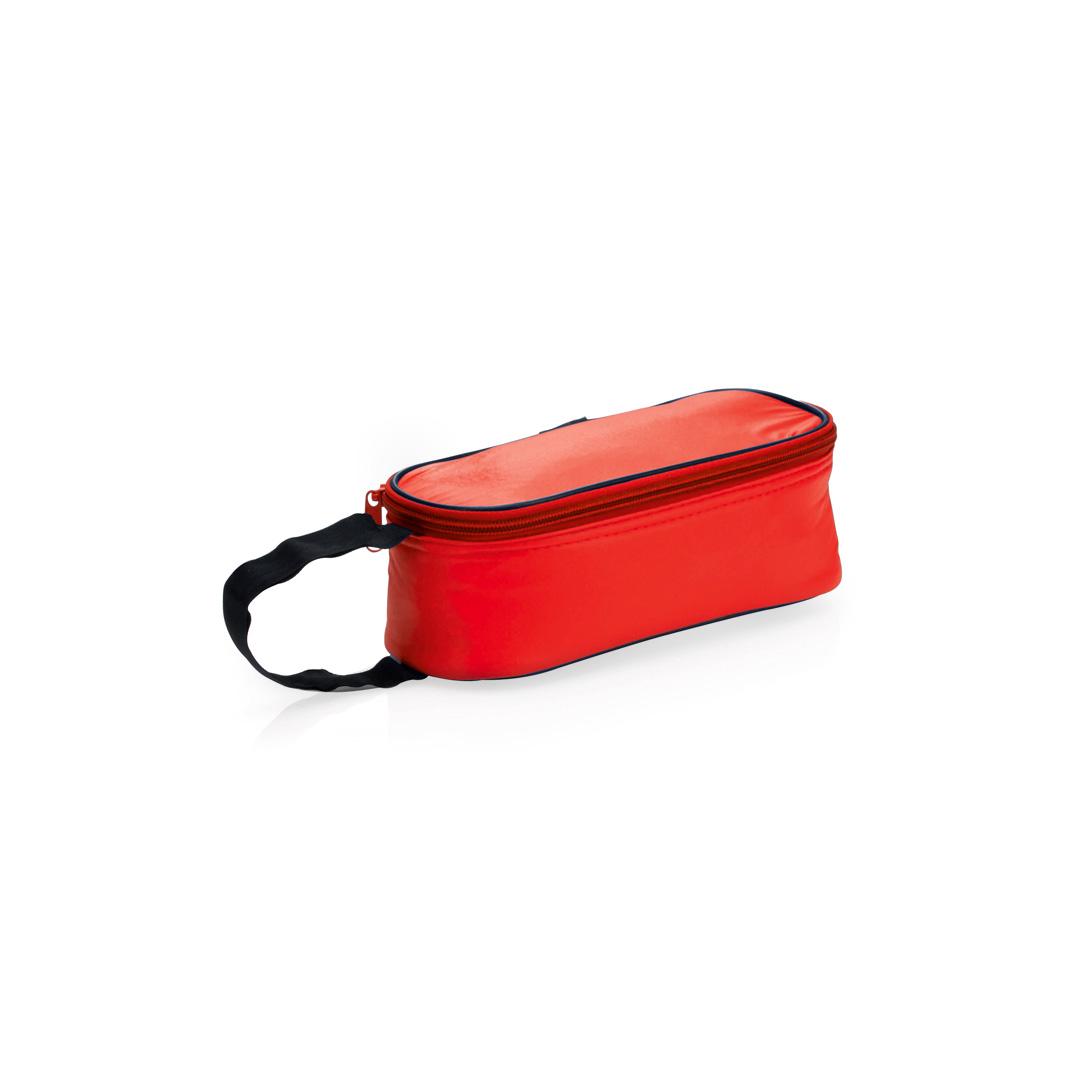 Portabocadillos Rufus Rojo