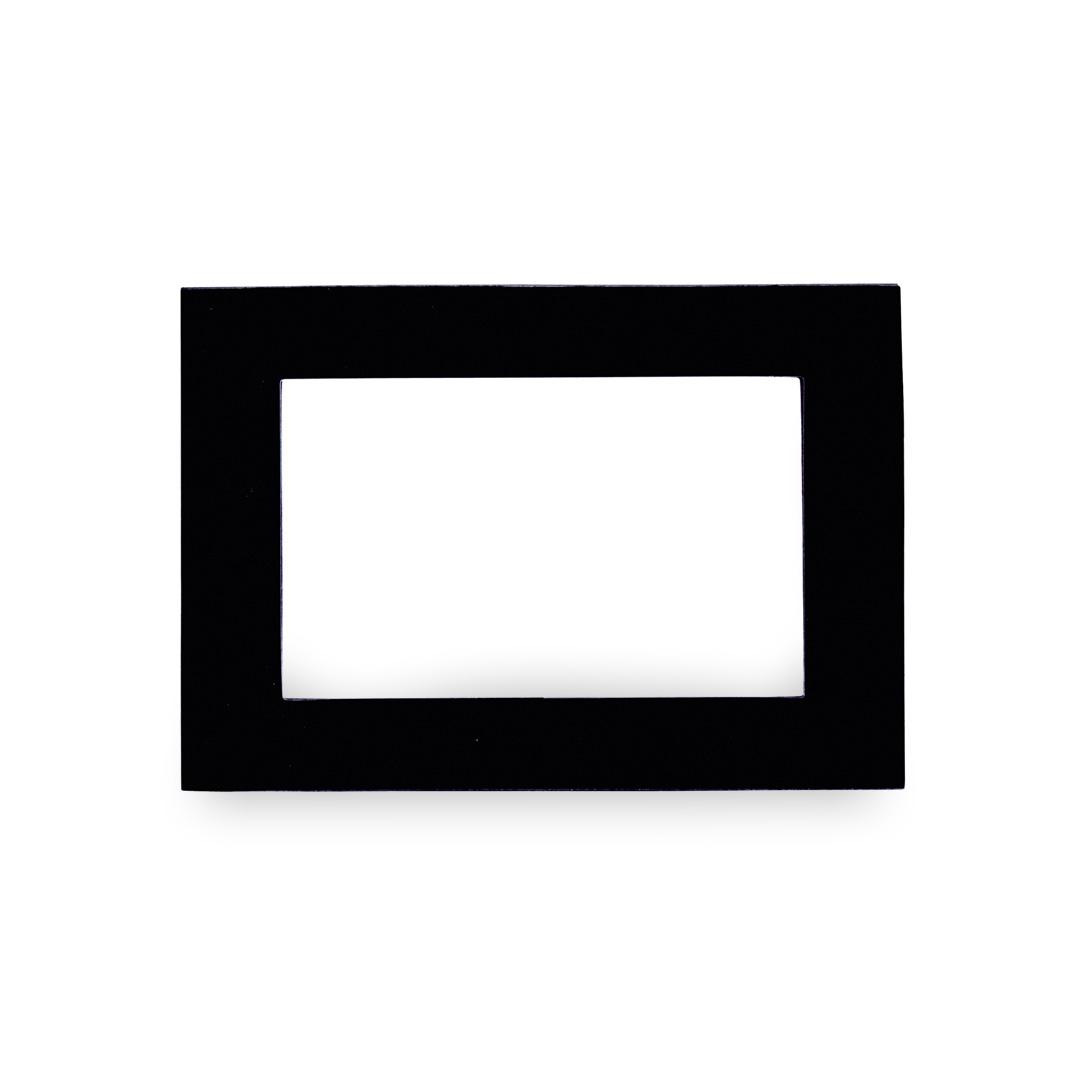 Portafotos Magneto Negro