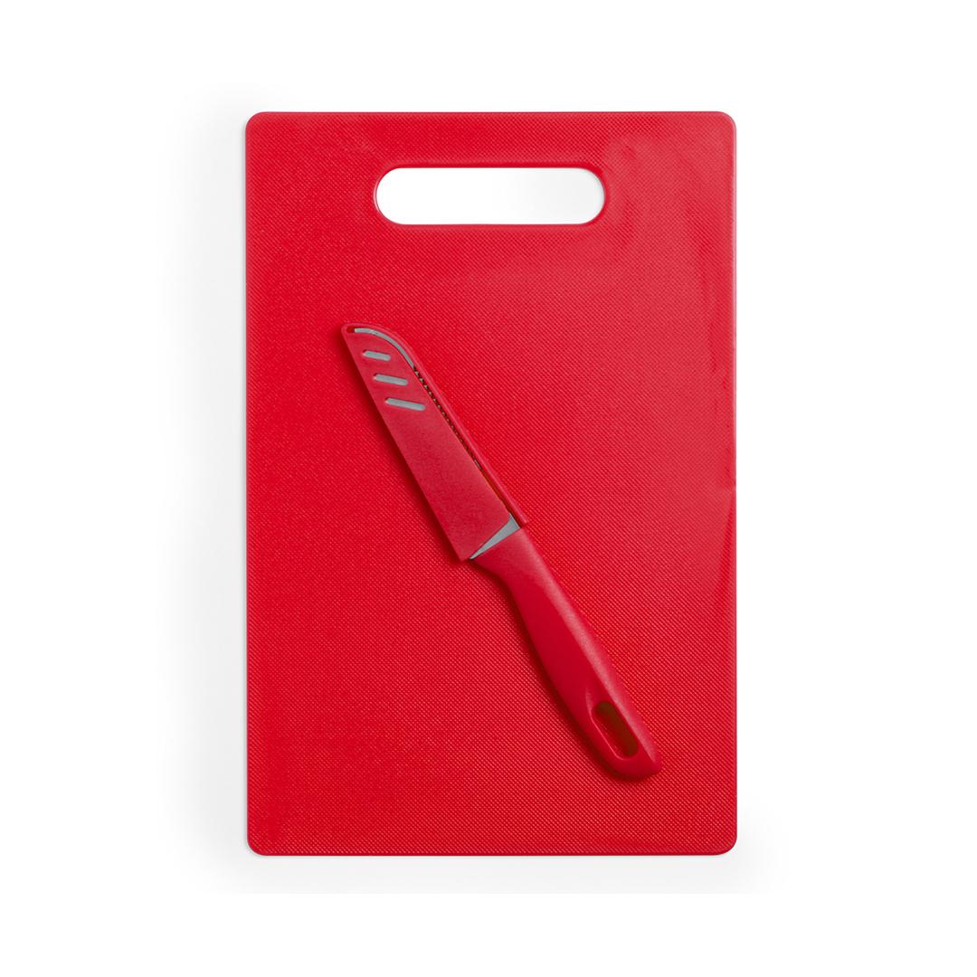 Set Cocina Yulix Rojo
