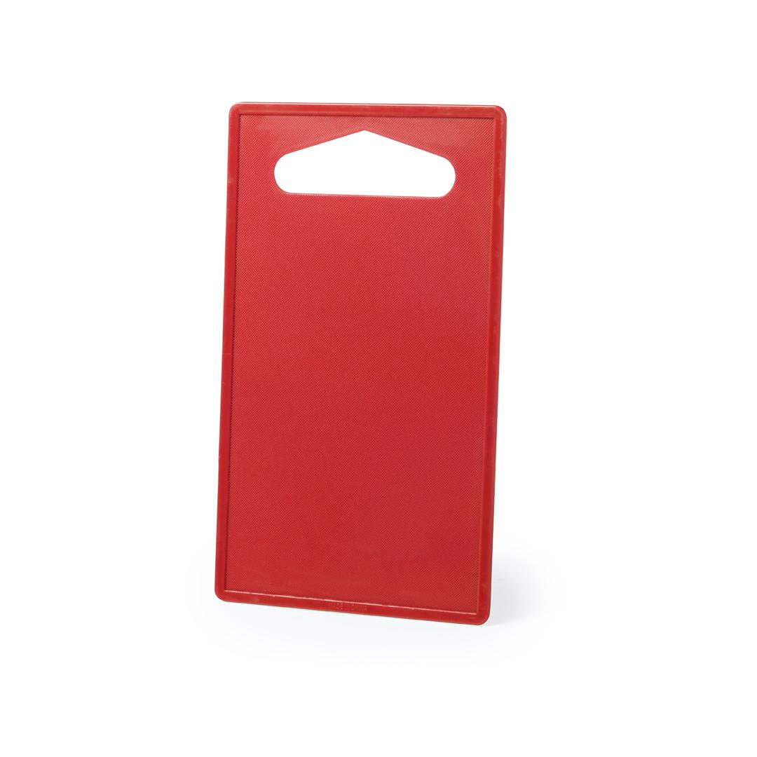 Tabla Baria Roja