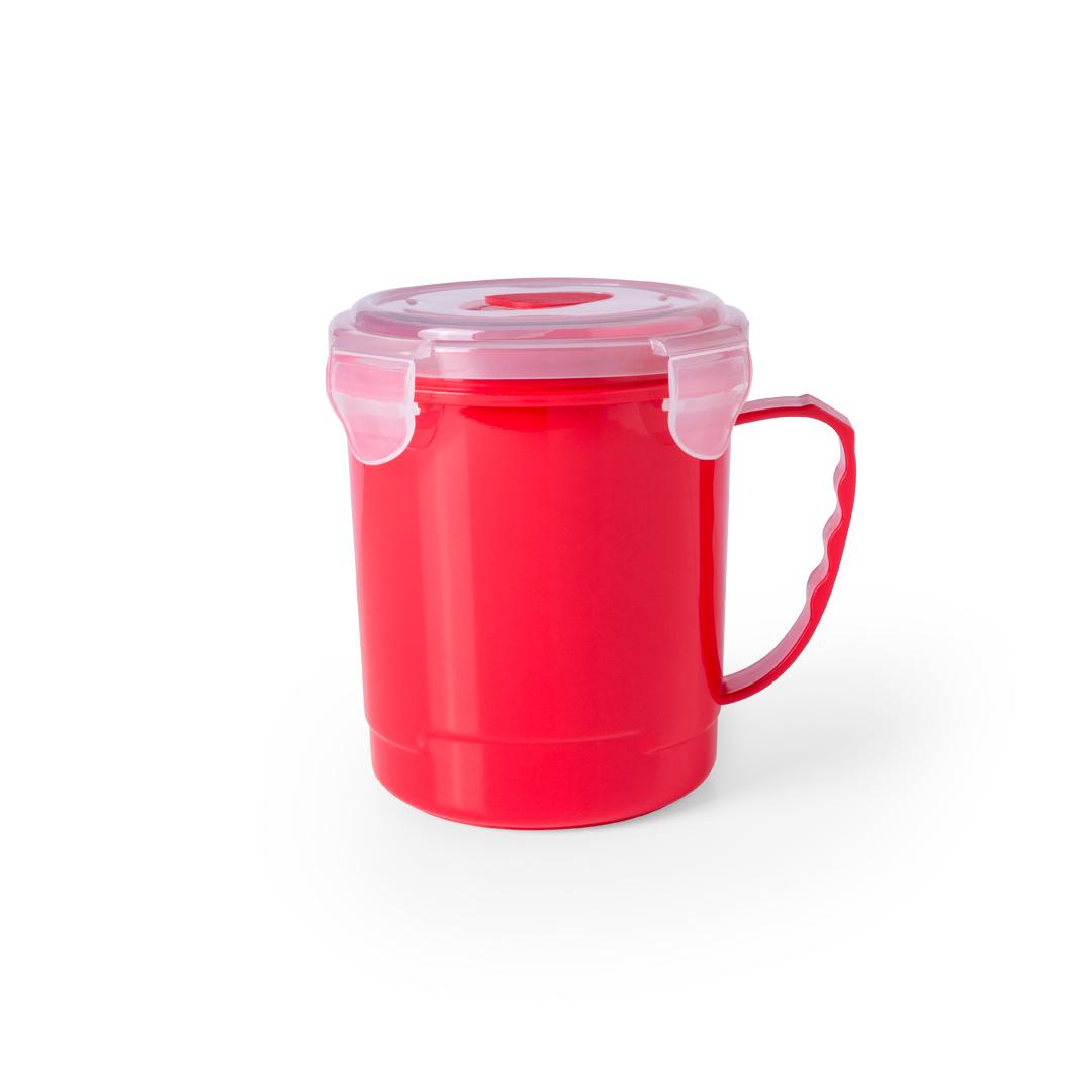Tarro Gorex Rojo
