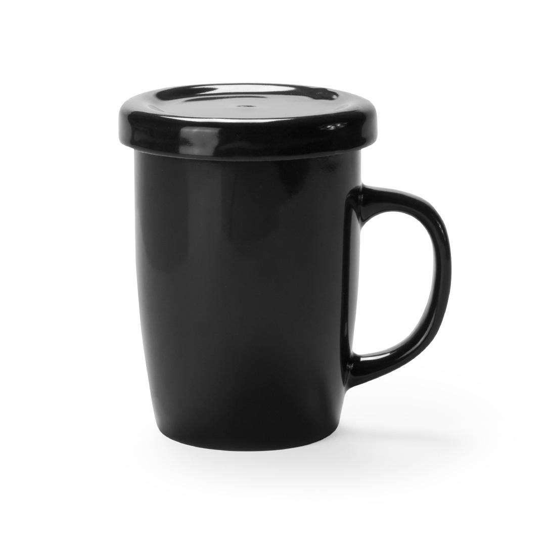 Taza Passak Negra