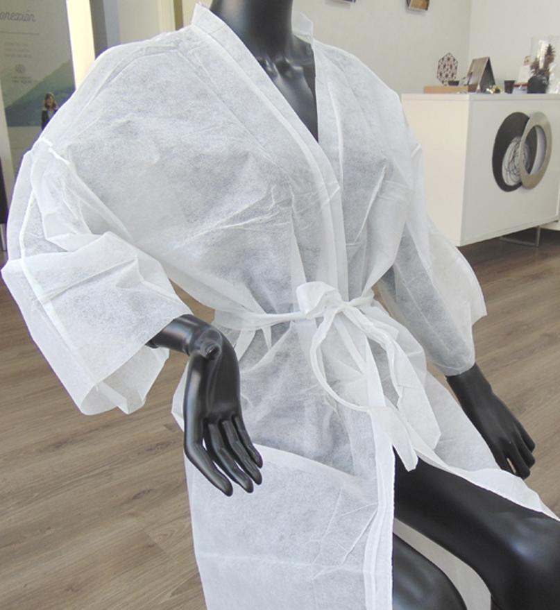 Kimono Blanco