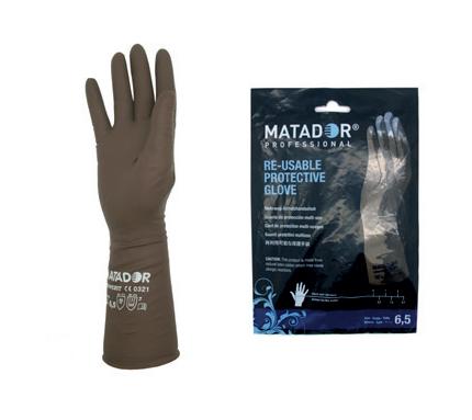 Bolsa 2un guantes Profesionales