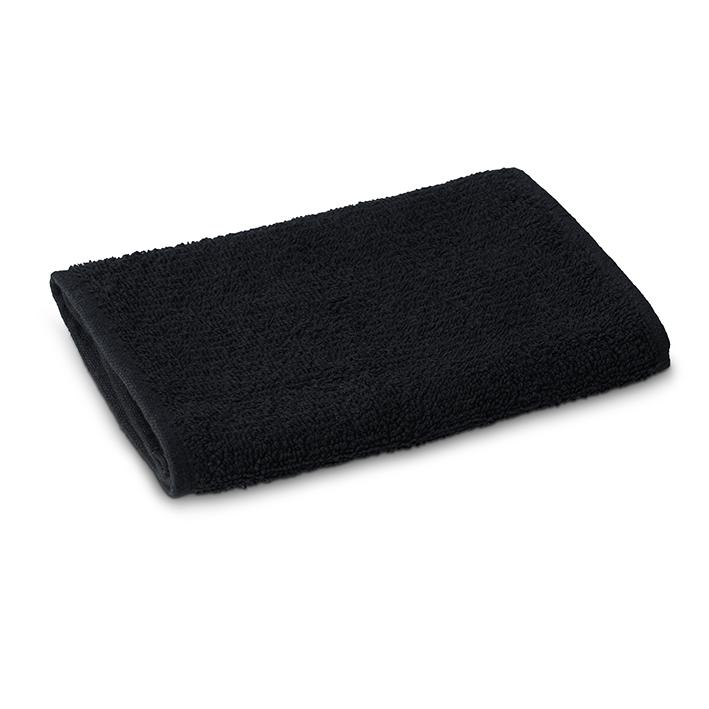 Toalla 65x20cm Negra
